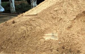berg-zand
